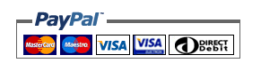 Payments powered by Paypal